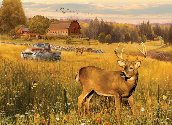 Deer Field 500 pc