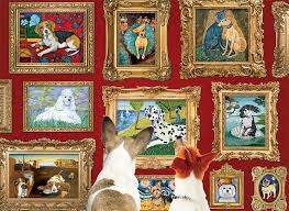 Dog Gallery 1000 pc