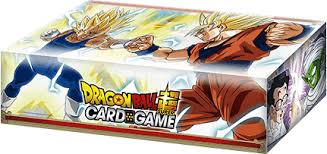 DRAGON BALL SUPER CARD GAME DRAFT BOX 03