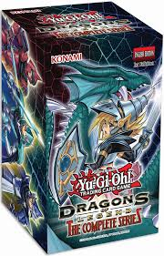 Yugioh: DRAGONS OF LEGEND: THE COMPLETE SERIES