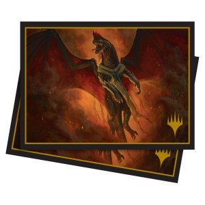 ELDER DRAGON 100CT Standard SLEEVES VAEVICTIS ADMADI THE DIRE (100) CT