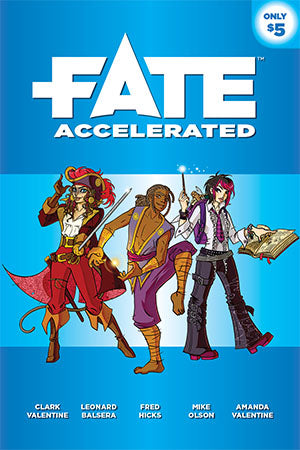 Fate Accelerated Role Play Game