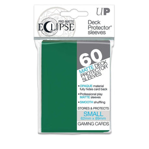 Ultra Pro PRO-Matte Eclipse Forest Green Small 60 Sleeves