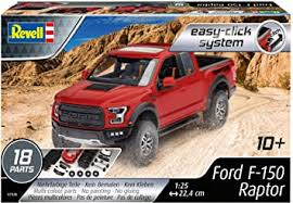 2017 FORD F-150 RAPTOR 1:25 Easy Click System