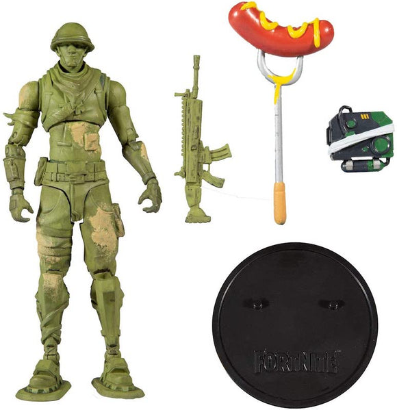Fortnite Plastic Patroller Premium Action Figure