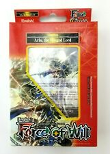 Force of Will Alice Cluster Light Arla The Winged Lord Starter Deck L2