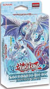 Yu-Gi-Oh! TRADING CARD GAME Structure Deck: Freezing Chains