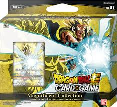 DRAGON BALL SUPER CARD GAME Magnificent Collection-Fusion Hero-