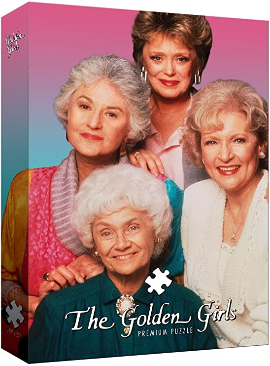 The Golden Girls 1000 Piece Puzzle