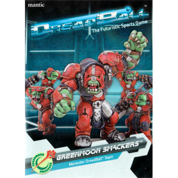 DreadBall: Greenmoon Smackers