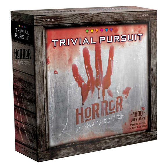 Trivial Pursuit: Horror Movie Ultimate Edition