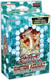 Yugioh: Ignition Assault Special Edition