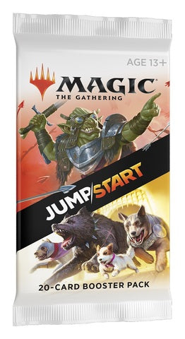 Magic the Gathering Jumpstart Boosters