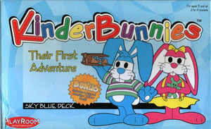 Killer Bunnies: Kinder Bunnies: Their First Adventure