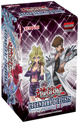 Yugioh: LEGENDARY DUELISTS: SEASON 2