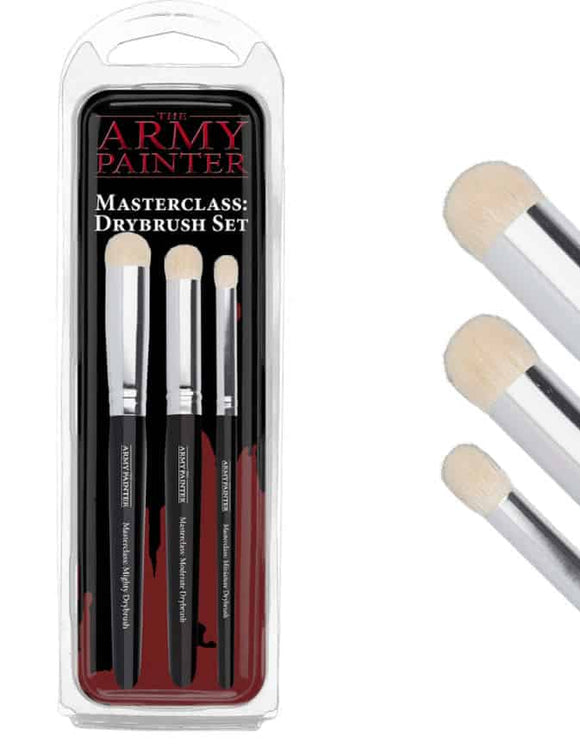 Army Painter: MASTERCLASS DRYBRUSH SET
