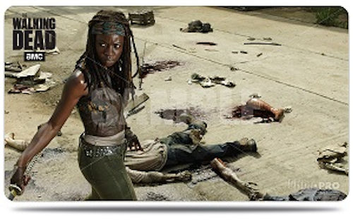 Playmat: The Walking Dead- Michonne