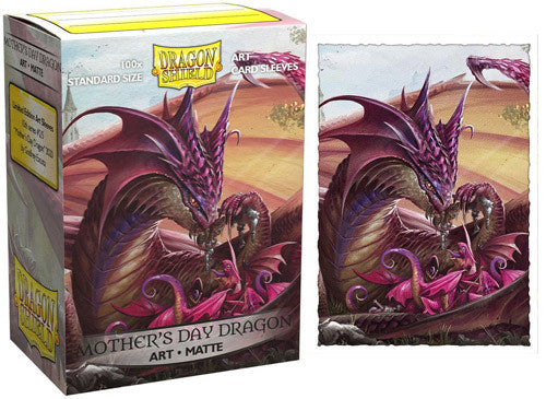 Mother's Day Dragon Matte 100ct