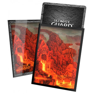 Ultimate Guard: Sleeves: Lands II- Mountain