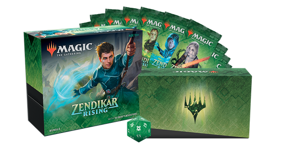 MTG - ZENDIKAR RISING - BUNDLE