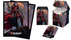 ULTRA PRO: MAGIC THE GATHERING: ZENDIKAR RISING COMBO V2 PRO 100+ DECK BOX AND 100 CT SLEEVES