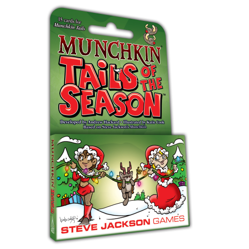 Munchkin Tails of the Season