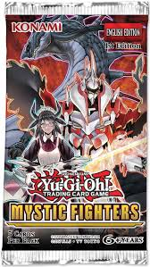 Yugioh: Mystic Fighter Booster