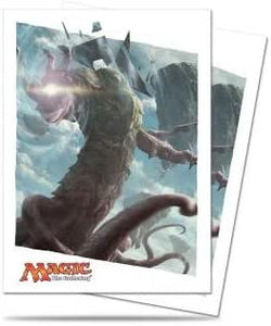 "Ultra Pro Standard Size MTG Oath of the Gatewatch Sleeves - ""Kozilek"" - 80ct"