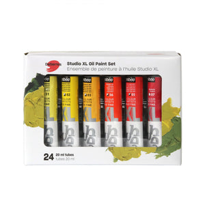 Studio XL Oil Paint Set - 24 x 20 ml