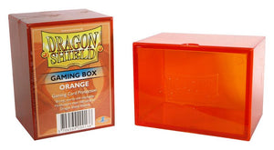 Dragon Shield Strongbox Orange