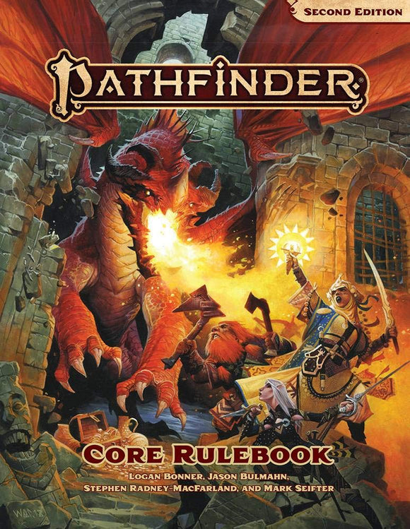 Pathfinder Core Rulebook (P2) Hardcover