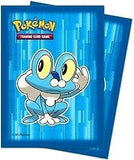 Ultra Pro Pokemon X & Y Card Supplies Deck Protector Card Sleeves Froakie / Chespin
