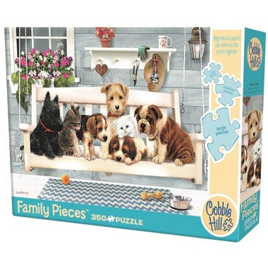 Porch Pals (Family) 350 Pc