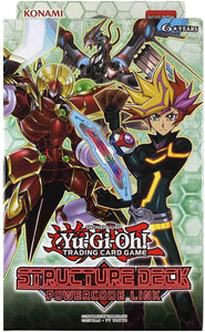 Yugioh: Powercode Link Structure Deck