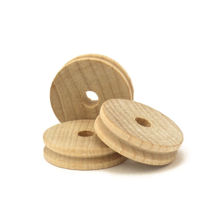 Krafty Kids Craftwood Pulleys