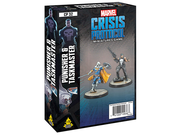 Marvel: Crisis Protocol Punisher and Taskmaster