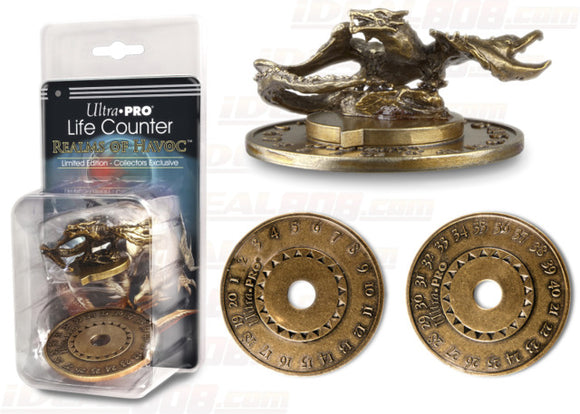 Ultra Pro Realms of Havoc Life Counter - Dayoote (Limited Edition)