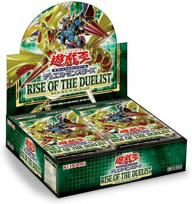 Yugioh: Rise of the Duelist Booster Box
