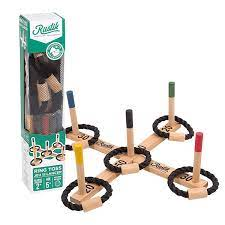 Rustik Ring Toss Game Set