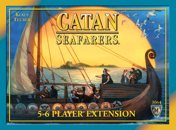 Catan: Seafarers – 5-6 Player Extension