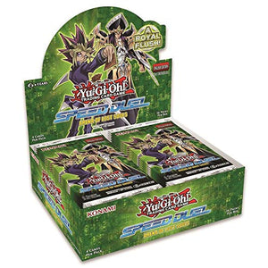 Yugioh Speed Duel: Arena of Lost Souls Booster Box