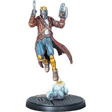 Marvel - Crisis Protocol: Starlord Character Pack
