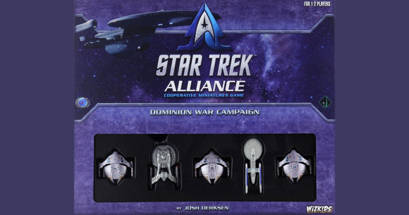Star Trek: Alliance – Dominion War Campaign