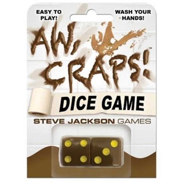 Aw, Craps! Dice Game