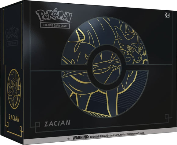 POKEMON SWORD AND SHIELD  -  ELITE TRAINER BOX