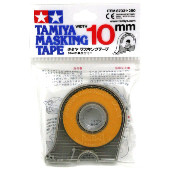 10mm Tamiya Masking Tape w/ Dispenser