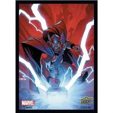 UPPER DECK SLEEVES: MARVEL - THOR (65CT)