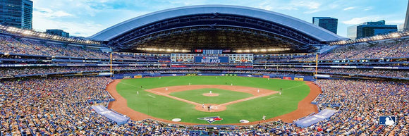 1000pc Panoramic Toronto Blue Jays PUZZLE
