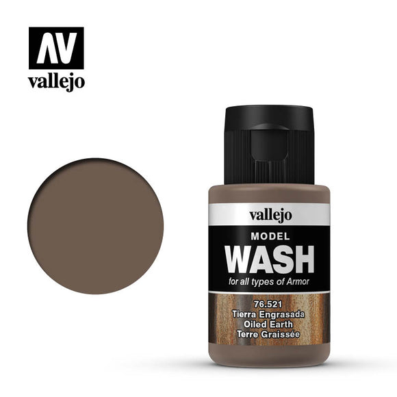 Vallejo Model Wash 76.521 Oiled Earth