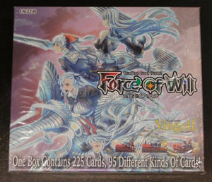 Force Of Will Valkyria Chronicles VINGOLF FIXED CARD SET
